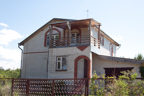 Коттеджи в нижегородской области фото