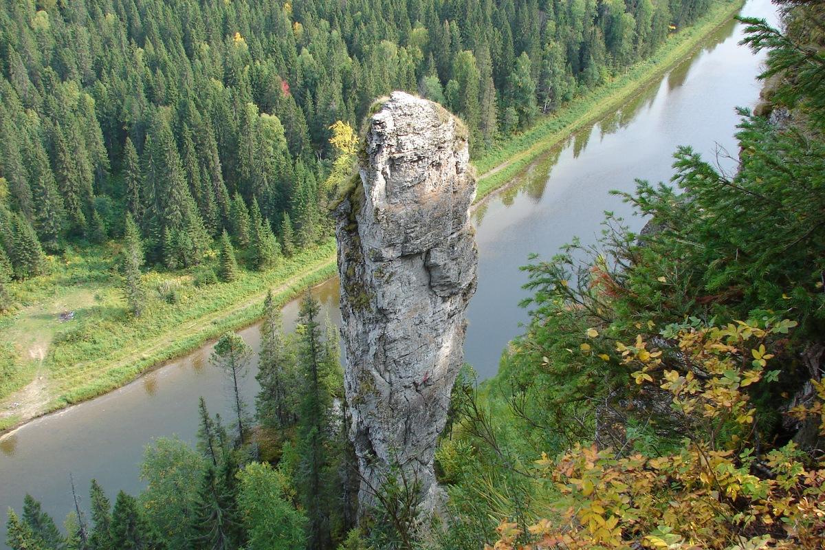 уральский пермский край фото