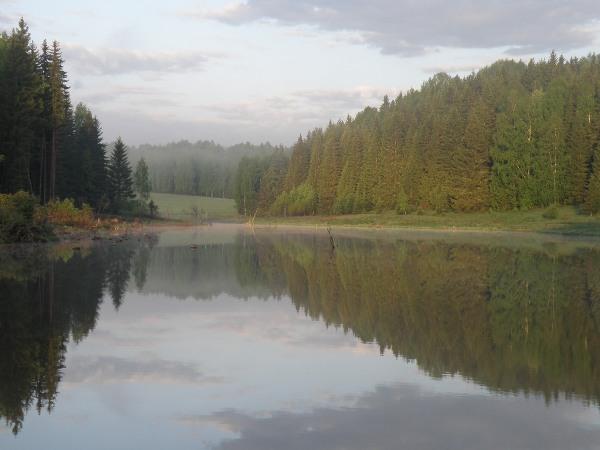 Усольский муниципальный район расположен в северной части пермского края и разделен рекой камой на две части