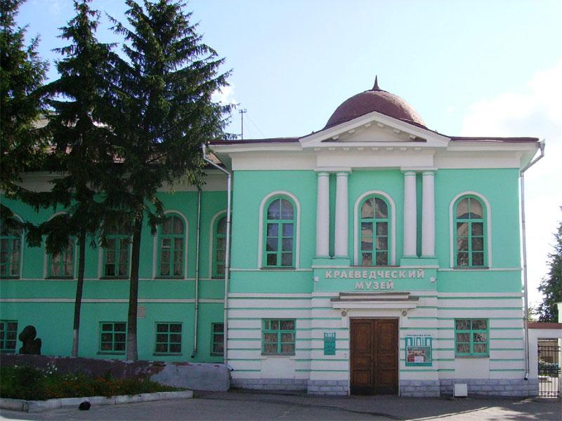 фото краеведческий музей курск