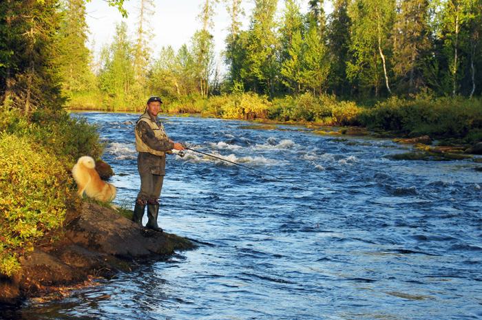 вува рыболовная база