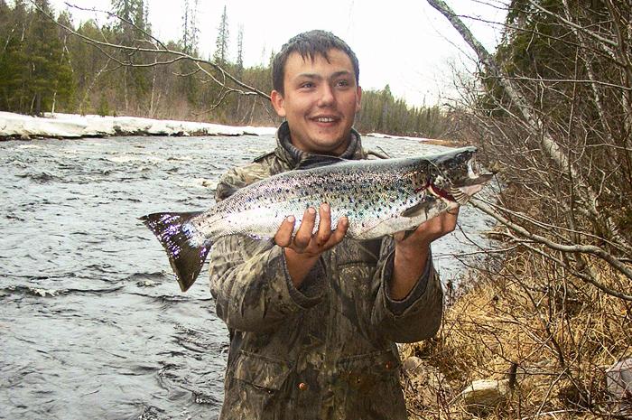рыбалка в верхнетуломском фото