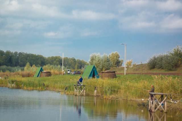 водоемы для рыбалки в днепропетровске