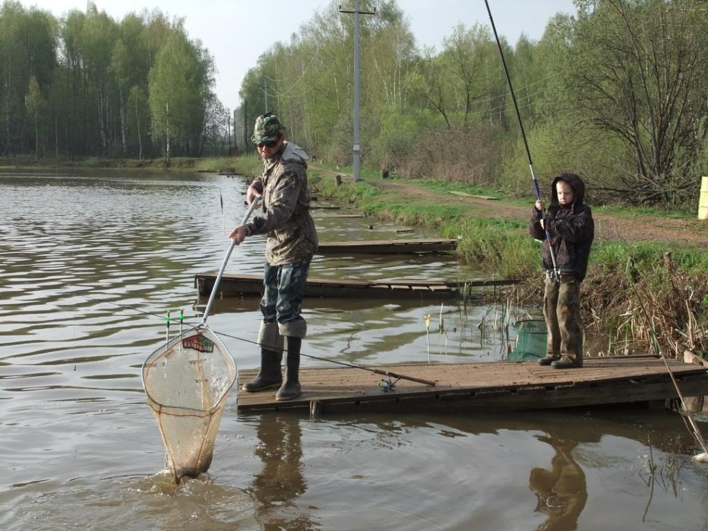 платная рыбалка в подмосковье без нормы вылова чеховский район