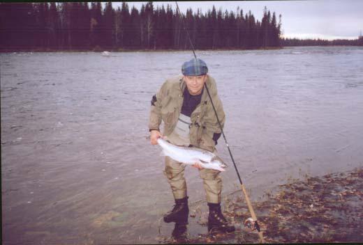 рыбалка на белом море умба база