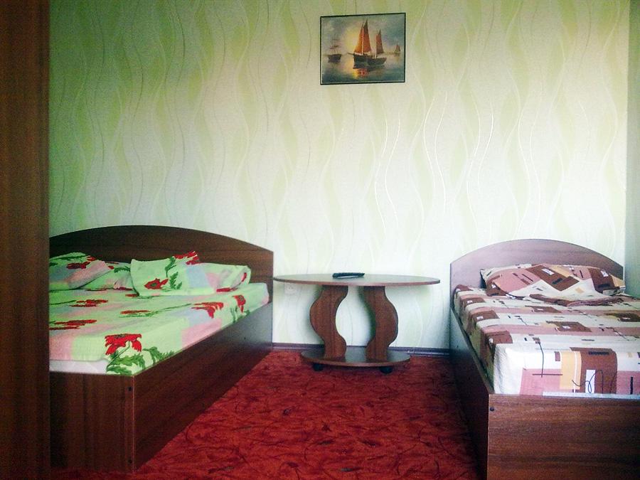 Фотографии частного отеля - гостиница бельбек (любимовка)