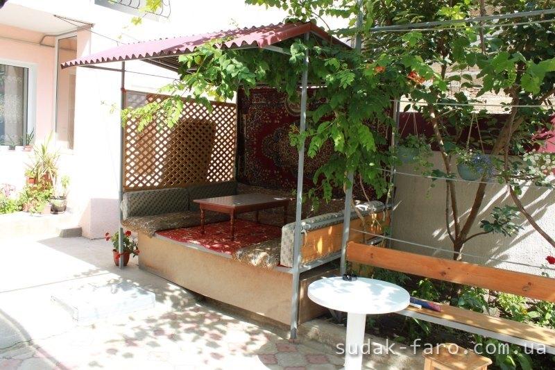 частный двор фото